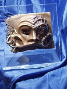 FUSIONE A CERA PERSA IN BRONZO; ARGENTO, SPECCHI DI MURANO- lost wax bronze; silver; mirror of Murano