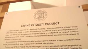 """Inaugurata la mostra di Marco Rindori """"Matera inCanta Dante"""""""
