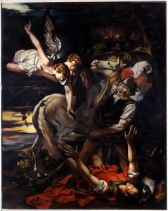 CARAVAGGISMO-guerriero-mistico